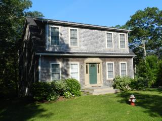 #1237 Lovely Vineyard Haven home with terrific privacy