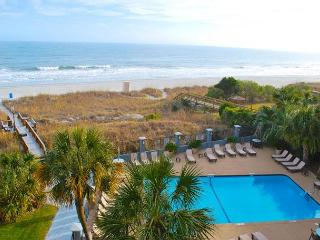 Beautiful Oceanfront 2/2 on the Golden Mile!, Myrtle Beach