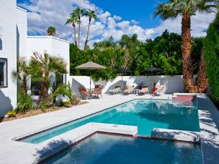 Stunning inside and out and no details left out, Palm Springs
