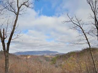 Dream on High a one bedroom cabin that sleeps 8. Dry heat sauna and hot tub., Sevierville
