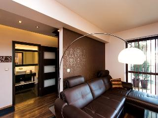 Modern Luxury Riverside Apartment- very Central, Krakow