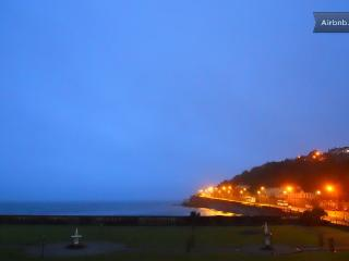 Romantic View on the ocean, Youghal