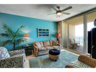 Enjoy FREE BEACH CHAIR SERVICE with rental of our delightful 6th Floor 2 Bedroom at Luxurious Aqua Resort, Panama City Beach