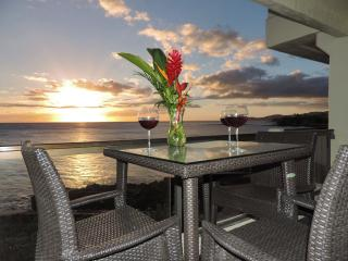 Poipu Shores 206A 2BR/2BA Fully Oceanfront Updated