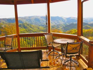AMAZING VIEWS & PRIVACY:  The CABIN at KILKELLYS, Boone