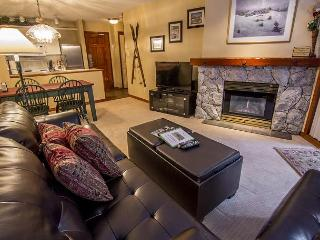 Aspens #116, Newly Updated 1 Bdrm, Ski-in, Ski-out, Free Wifi, BBQ, Whistler