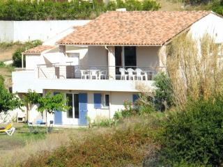 Nice Holiday Home in Cargese with wonderful view