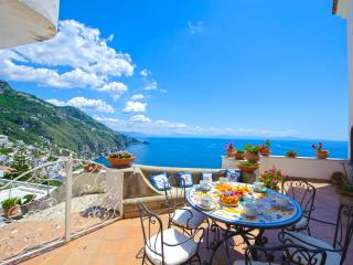 Melodia, perfect blend of peace, beauty and view, Praiano
