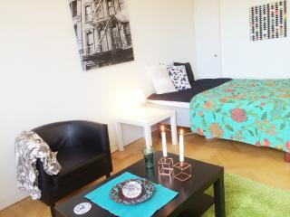 cozy one room apartment,central Stockholm