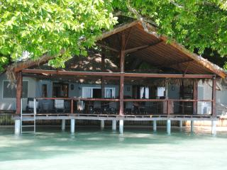 Paradise Cove - The Jetty, Luganville
