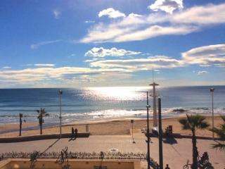 Front Line Apartment With Spectacular Sea Views, Calpe