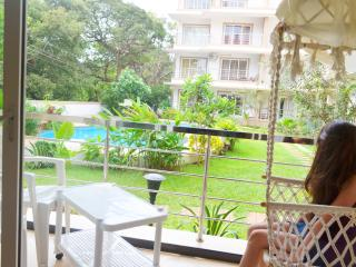 Ivy Retreat-Serviced Apartment 5, Baga
