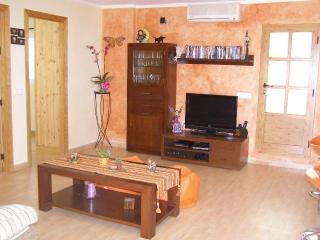 nive villa close to Playa den Bossa with air con, Ibiza Town