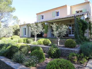Beautiful spacious secluded villa, private pool, L'Isle-sur-la-Sorgue