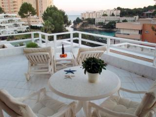 Lovely Apartment Penthouse Ocean views Cala Vinyes