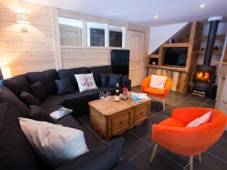 Villa Ski in Ski Out, Atelier Chalet 8 peoples, Argentiere