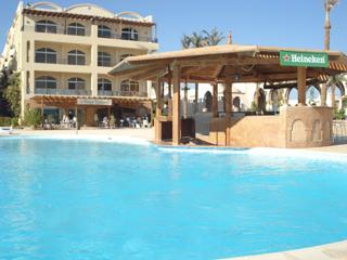 Palm beach piazza, Hurghada