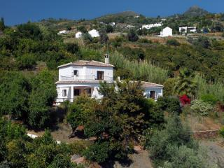 Secluded villa with private pool, Competa