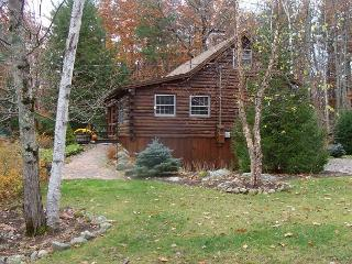 Sweet Log Cabin Just a Short Walk to Sandy Beach On Winnipesaukee (GRI15B), Meredith