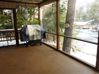 Scenic Shores Waterfront in Moultonborough Sleeps 6 (CUR173W)
