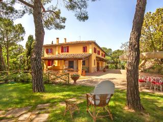Private villa in Chianti, 7 bedrooms, garden, pool, Montespertoli