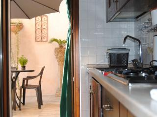 apartment with big terrace overlooking old town, Vittorio Veneto