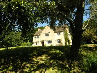 Manor Farm, Owlpen in the Cotswolds, Uley