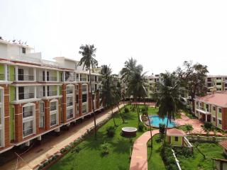 Cozy 1BD Self Served Apartment at Candolim Goa