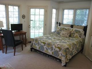 Lovely guest suite in a quiet but close-in neighborhood, Washington DC