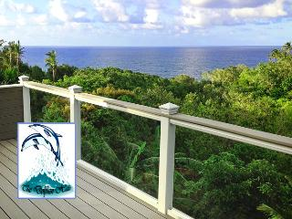 DELUXE TRI-LEVEL OCEAN VIEW BLUFF HOME, Princeville