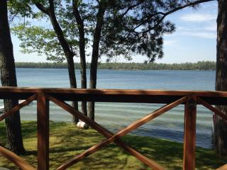 Lakefront Vacation Cottage On Beautiful Clear Lake, West Branch