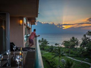 Maui Westside Properties: Konea 642 - Two Bedroom Ocean View Quiet North Side!, Ka'anapali