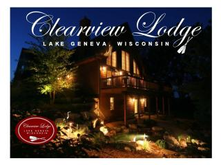 Clearview Lodge, Lake Geneva