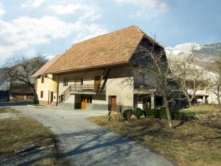 OVER THE RIVER HOUSE, Bovec