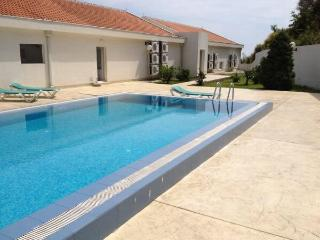 Apartment in Becici  with pool