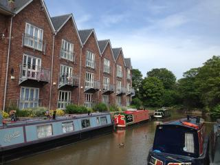 House at Waters Edge, Chester city centre