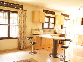 Guest wing in a mansion for rent. one room one bed, Kampala