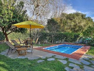 4BR/3.5BA High Quality, Serene House, with Stunning Pool, Montecito, Sleeps 8, Santa Barbara