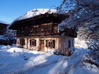 Holiday apartment in the heart of  Les Houches