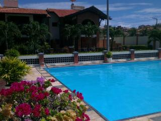 Lovely holidayhouse BeachPark Fortaleza with pool