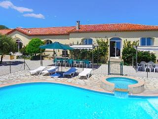 Stylish, large house with pool, Portiragnes