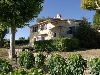 Holiday Home in Plascassier Nr. Valbonne,France