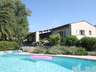 Bright and spacious villa with swimming-pool, La Colle sur Loup