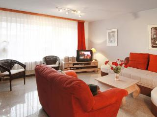 Delightful flat with patio, Sylt