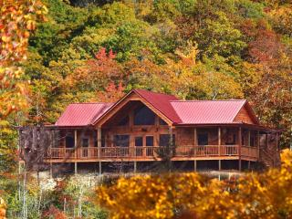 Sweet T's Cabin Brand New Luxury, Bryson City