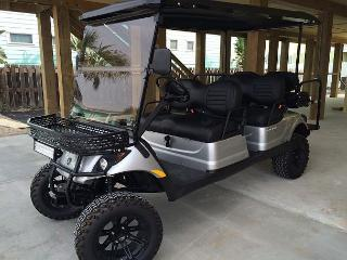 BRAND NEW, At Last, FREE 6 Seat Golf Cart, Boat Parking, 4/3, Outdoor TV, Port Aransas