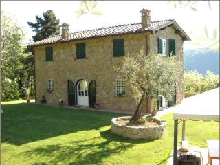 Charming and elegant villa with pool near Lucca