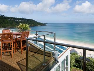Trencrom Villa located in Carbis Bay, Cornwall, St. Ives