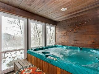 Well-appointed ski-in/out home w/enclosed hot tub & sauna!, Park City