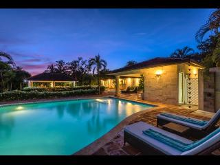 Walk to the Beach ! Casa de Campo NEW 5BR VILLA, La Romana